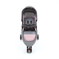 Travel System Jetty DUO Rosa Mescla
