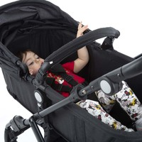 Travel System Poppy TRIO Preto Mescla